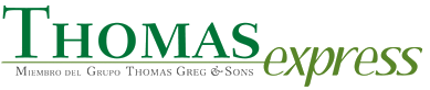 Thomas Express empresa de envío