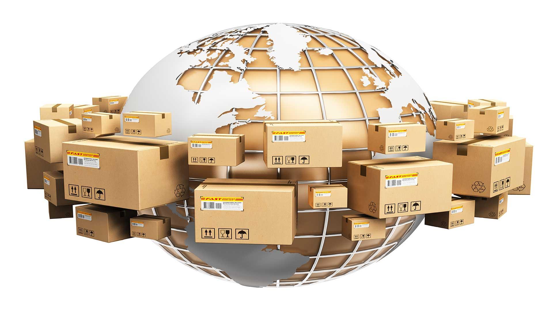 Un paquete puede durar entre 4 y 7 días en llegar