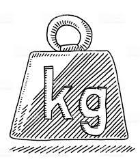 Un paquete puede tener varios kilos