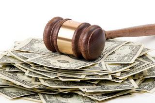 Marco legal que controla las transferencias de grandes sumas de dinero