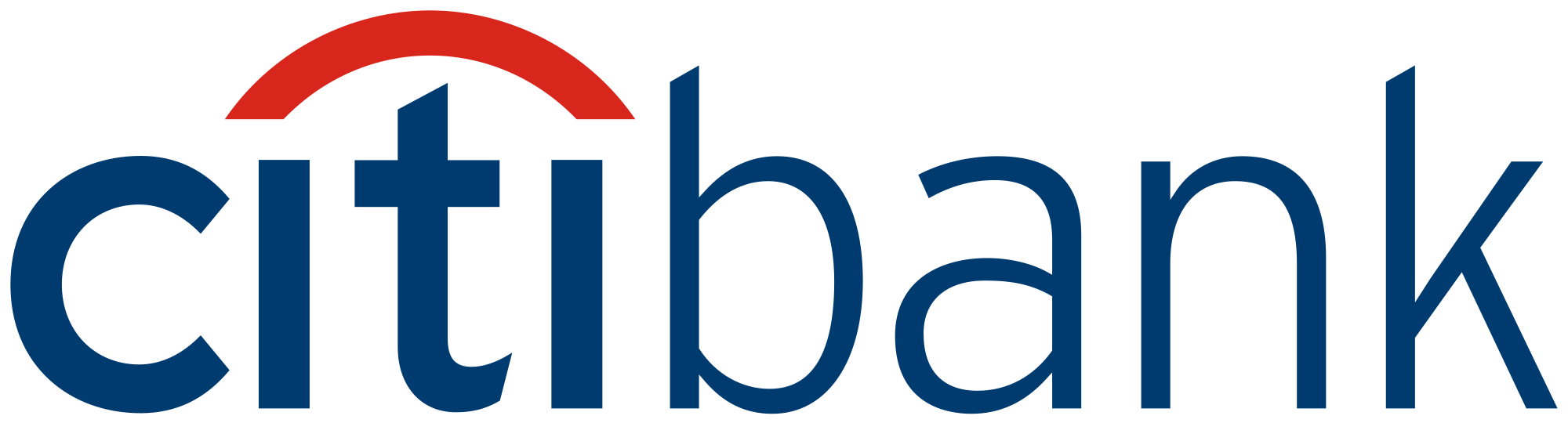 Logotipo del Citibank Colombia