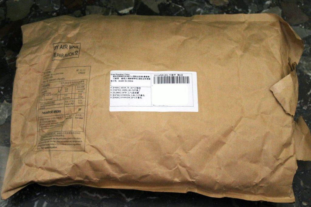 Envío de paquetes Dresslink