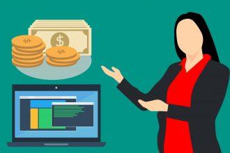 ¿Cuál es la diferencia entre hacer una transferencia y enviar dinero en línea?