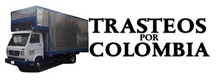 Trasteos por Colombia Logo